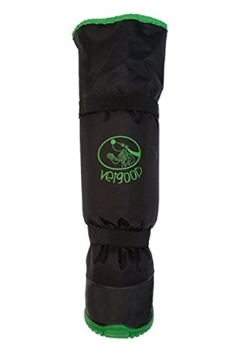 (VetGood Oversized Extreme Waterproof & Breathable Dog Boot to Cover Bandages, Splints and Casts (Large))