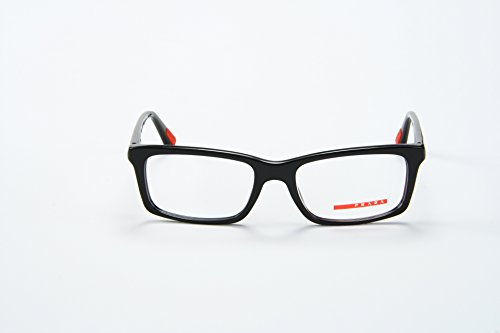 Prada Eyeglasses VPS 02C BLACK 1AB-101 VPS02C