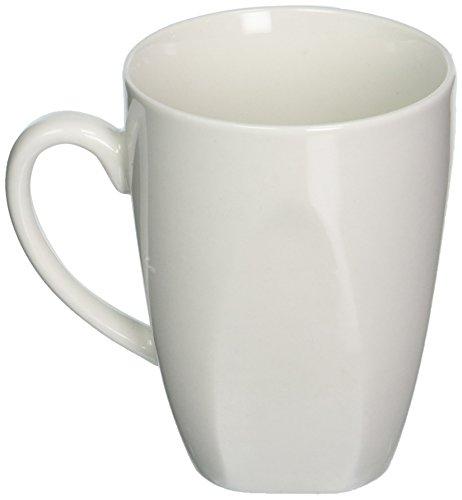 Maxwell & Williams White Basics 10 oz. Bullet Mug (Set of 6) P068