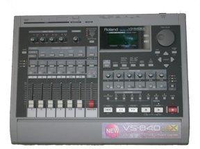 Roland Digital Studio Workstation VS 840EX