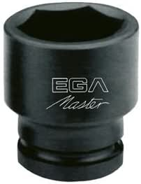 Llave vaso impacto 3//4-19mm Egamaster