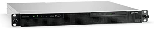 Lenovo ThinkServer RS160 70TG001TUX 1U Rack Server - 1 x Intel Xeon E3-1240 v6 Quad-core (4 Core) 3.70 GHz - 8 GB Installed DDR4 SDRAM - Serial ATA/600 Controller - 0, 1, 5, 10 RAID Levels - 1 x 300 W