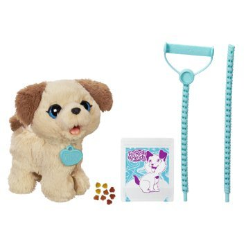 FurReal Friends Pax, My Poopin' Pup | Learning Toys