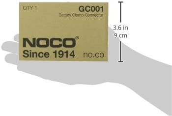 NOCO GC001 X-Connect Battery Clamp Accessory For NOCO Genius Smart Battery Chargers