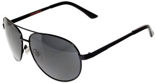 Dockers Mens Metal Aviator Sunglasses One Size - Docker Sunglasses