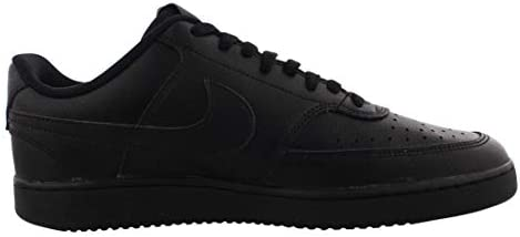 31KewmeDN3L. AC Nike Men's Court Vision Low Sneaker    Inspired by the trends of the mid-1980s, the NikeCourt Vision Low is a hybrid shoe with retro basketball style that works for the modern era.