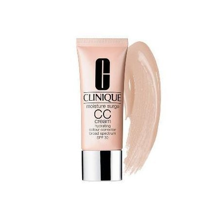Clinique Moisture Surge Cc Cream Hydrating Colour Corrector Broad Spectrum SPF 30 Color Light - Medium 1.4 Oz