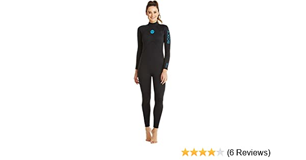 4a6c91cf22 Amazon.com  Quiksilver 3 2mm Women s Roxy Syncro Base Fullsuit ...