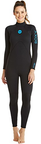 Quiksilver 3/2mm Women's Roxy Syncro Base Fullsuit - Black, ()