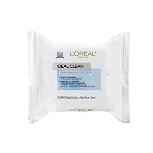 Ratings and reviews for L'Oréal Paris Ideal Clean Makeup Removing Towlettes, 25 ct.