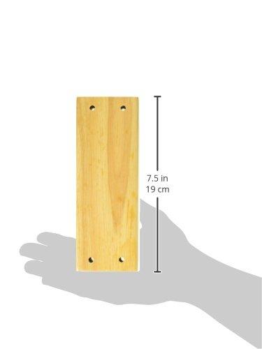 Latin Percussion LPA211 Aspire Large Wood Block With Striker