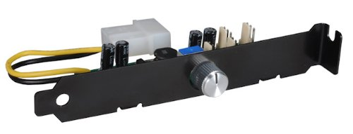 Lian Li Controller - Lian Li PCI Fan Speed Controller Model: PT-FN03 (Black)
