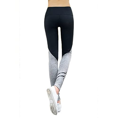 1325a57d43 Maks Girls Junior Women's Two-Tone Compression Tights Active Stretch  Fitness Yoga Pants Leggings