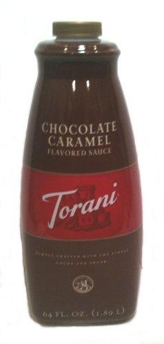 Torani® Chocolate Caramel Sauce by Torani