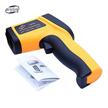 Bloomerang Digital Laser Thermometer ir Infrared Thermometer Handheld Electronic car Temperature Gun Non Contact 950C Industrial GM900 color GM700-50-750C
