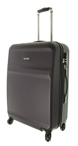 Maletín Wings Color Púrpura tamaño XL ABS rígida Viaje Maleta Case FA. bowatex