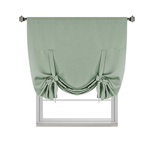 H.VERSAILTEX Bedroom Blackout Curtains All Season Thermal Insulated