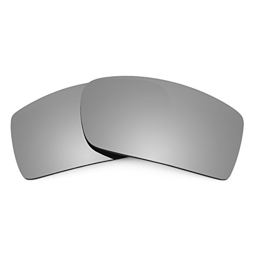Revant Polarized Replacement Lenses for Oakley Square Wire (2014) Elite Titanium MirrorShield