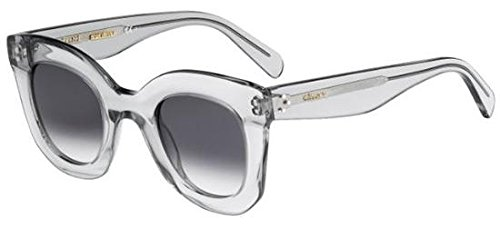 Céline Baby Marta CL 41393/S Transparent Grey/Grey Shaded 43/27/145 Women Sunglasses