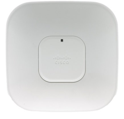 Cisco Aironet 3500 Series - AIR-CAP3502I-A-K9 Controller-based AP (2x3 (MIMO)Dual Band 2.4GHz and 5GHz Radios, Layer 3, 802.11n, PoE, Requires a Compatible WLAN Controller) by Cisco (Image #5)