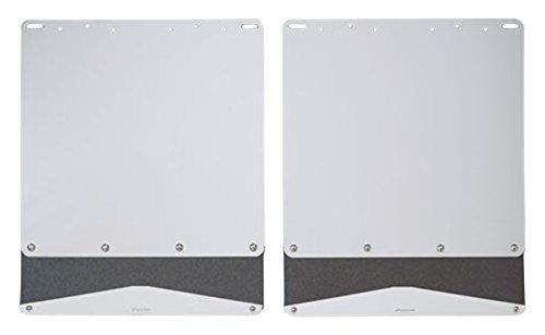 Putco 79401 Stainless Steel Mud Flap (Putco Mud Flaps)