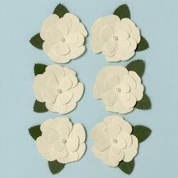 EK Success 3D Stickers Gardenia