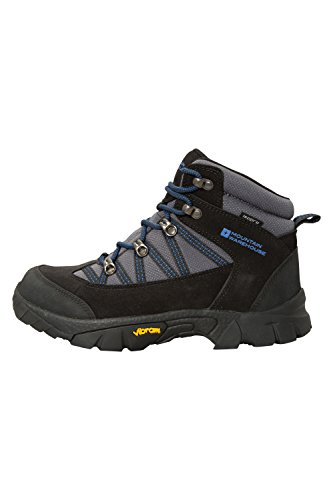 Garçon Bleu Fille Cobalt Edinbourg Warehouse Imperméable Enfant montantes Randonnée Bottes Mountain Chaussures qwIvMFwX
