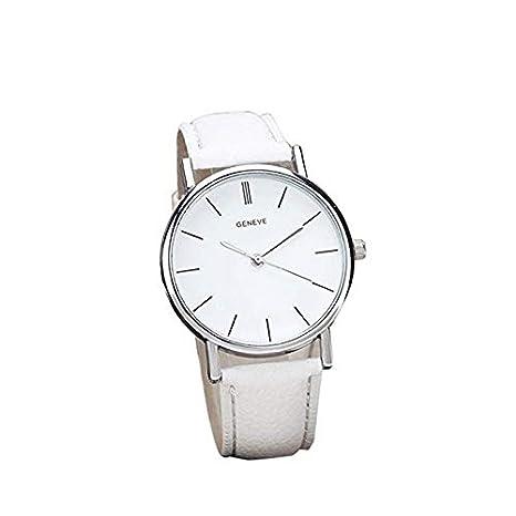 Reloj para Mujer, Moda Simple Diseño Retro clásico Relojes de ...