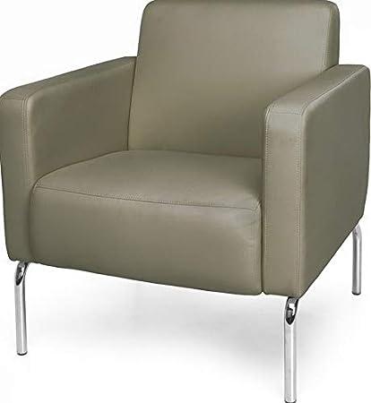 Wondrous Amazon Com Campton Reception Lounge Chair W Vinyl Seat Uwap Interior Chair Design Uwaporg