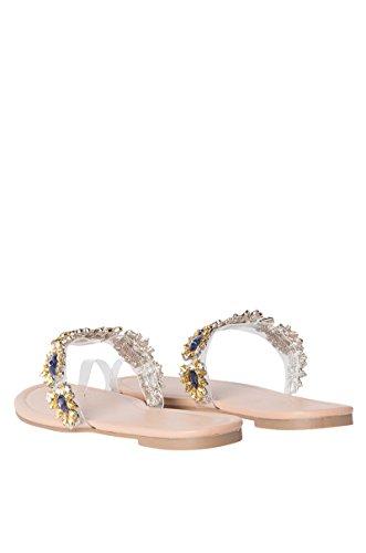 AKIRA AKIRA Womens Days Nude Days Jeweled Sandals Happy Happy Womens Jeweled Nude Sandals YqwrO1Y