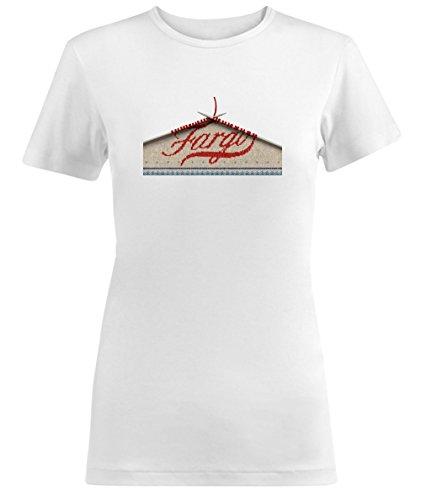 Fargo Series Red Quote Damen T-shirt