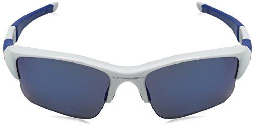 23438b1b083 Oakley Men s Flak Jacket XLJ OO9009-16 Rectangular Sunglasses ...