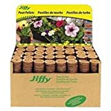 """Ferry-morse Seed Co./j 5701 """"Jiffy-7"""" Plant Starter Pellet Display, Appliances for Home"""