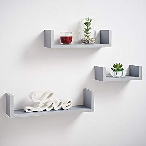 Kachhu® Floating Shelves Easy Assembly