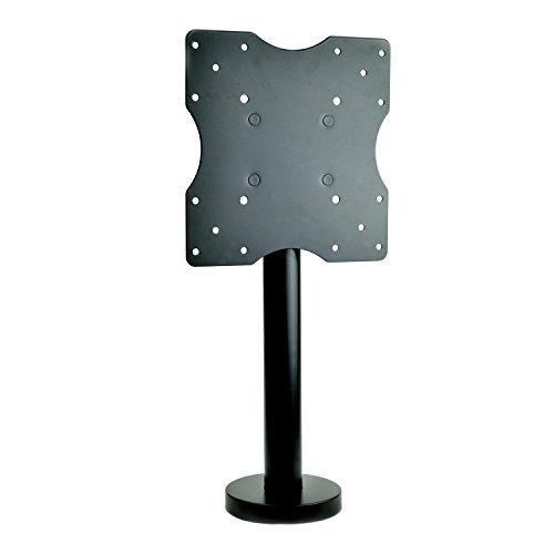 Master Mounts 3522 Desktop Mount -- Keeps TVs Secure on Desktops and Counters, Screws Down into Flat Surfaces, Swivels, Fits most TVs up to 50