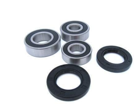 Amazon.com: Rear Wheel Bearings Seals Kit for Kawasaki Ninja ...