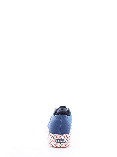 X1y 2790 COTCORW S00C2N0 Eaux SUPERGA Bleu GERALDINA Chaussure Femme W0Aw4wzq5