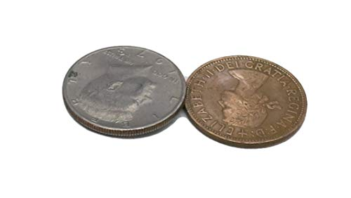 - Hopping Half - Magic Coin Trick
