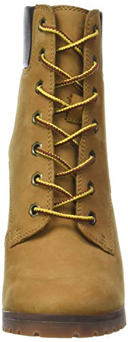 Marron Lace 231 Allington Hautes Femme wheat Up 6 Bottes inch Timberland q1xt8waPq
