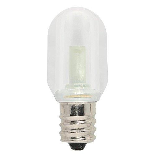 Westinghouse Lighting 4511700 6-Watt Equivalent S6 Clear Candelabra Base LED Light Bulb,