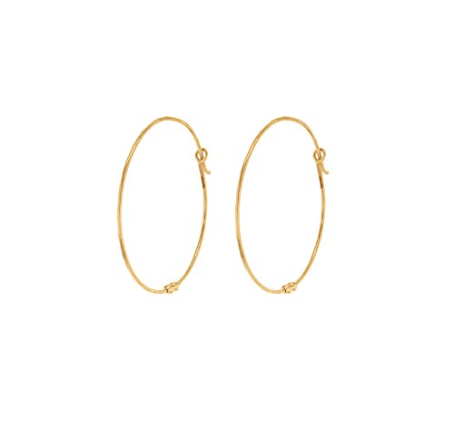 Laura Lee Jewellery femme  9 carats (375/1000)  Or jaune|#Gold      FINEEARRING