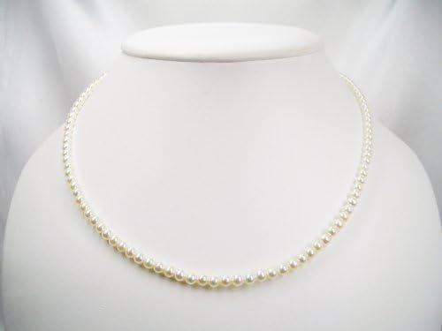 [해외]베이비 진주, 아코 야 진주 목걸이 / Baby Pearl Akoya Pearl Necklace