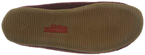 Violet Pantoffel Living 390 Pantoufles Granat Kitzbühel Uni Femme q6rx5cXrw