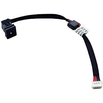 DC Power Jack cable harness for TOSHIBA L505-ES5016 L505-ES5018 L505-ES5042