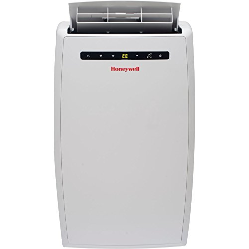 Honeywell MN10CESWW Portable Air Conditioner with Dehumidifier & Fan for Rooms Up To 450 Sq. Ft. with Remote Control (Evaporation Cooling System)