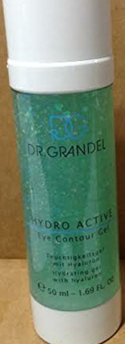 Dr. Grandel Hydro Active Eye Contour Gel 50 Ml Pro Size. Refreshing Gel for Skin Around the Eyes by Dr. Grandel (Image #1)