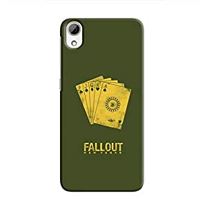 Cover It Up - Fallout New Vegas Desire 826 Hard Case