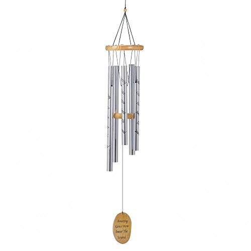 Summerfield Terrace Outdoor Wind Chimes, Amazing Grace Garden Unique Decorative Wind Chime Garden by Summerfield Terrace