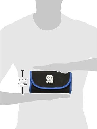 Amazon.com: Tejer feliz – Knit Happy Fold n Go Nociones ...