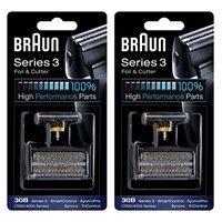 Braun 4700CP Foil and Cutter Combination, 2 Pack (Fits 7000/4000Series)
